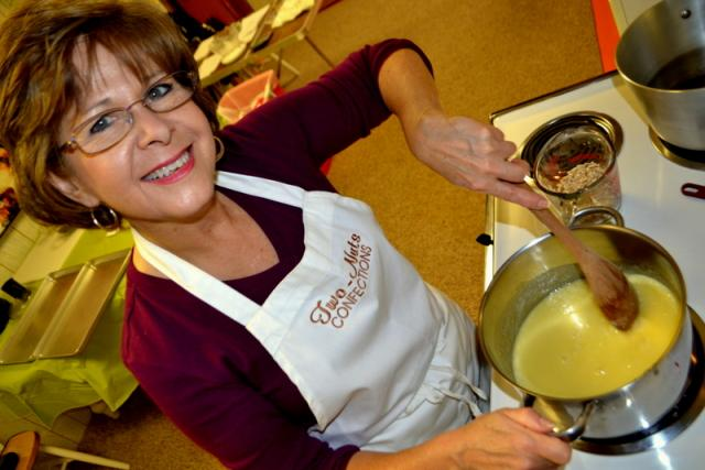 Creating Confections in the Candy Kitchen